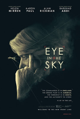 Poster Film Eye In The Sky