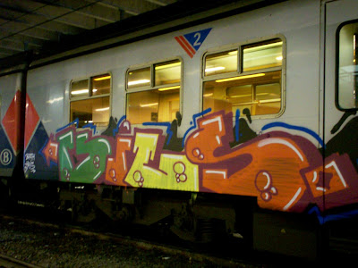 graffiti bils