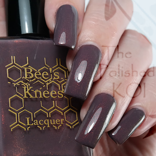 Bee's Knees Lacquer - Molded Mauve