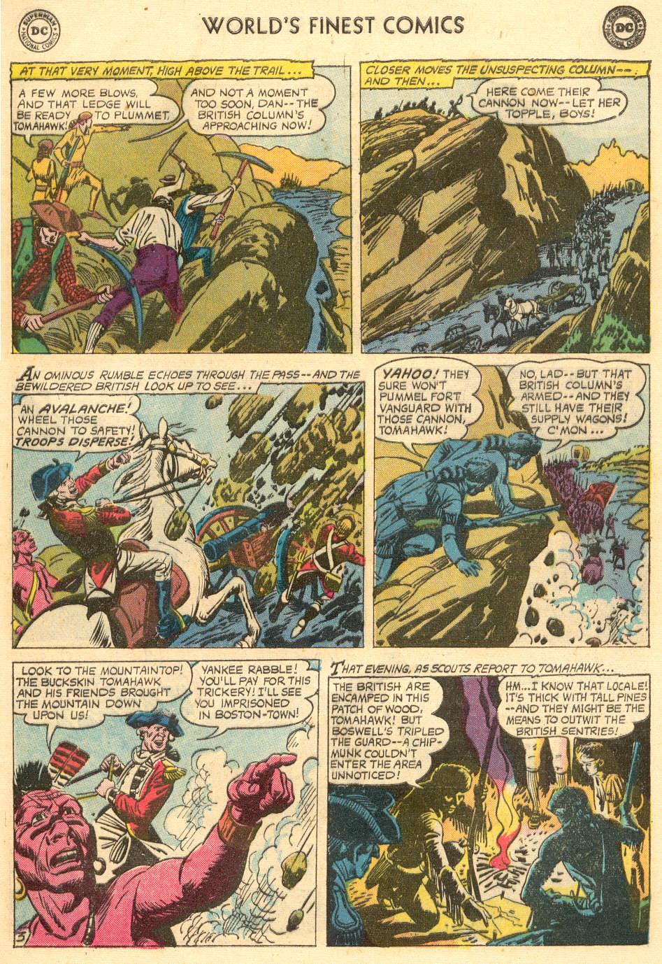 Read online World's Finest Comics comic -  Issue #93 - 29