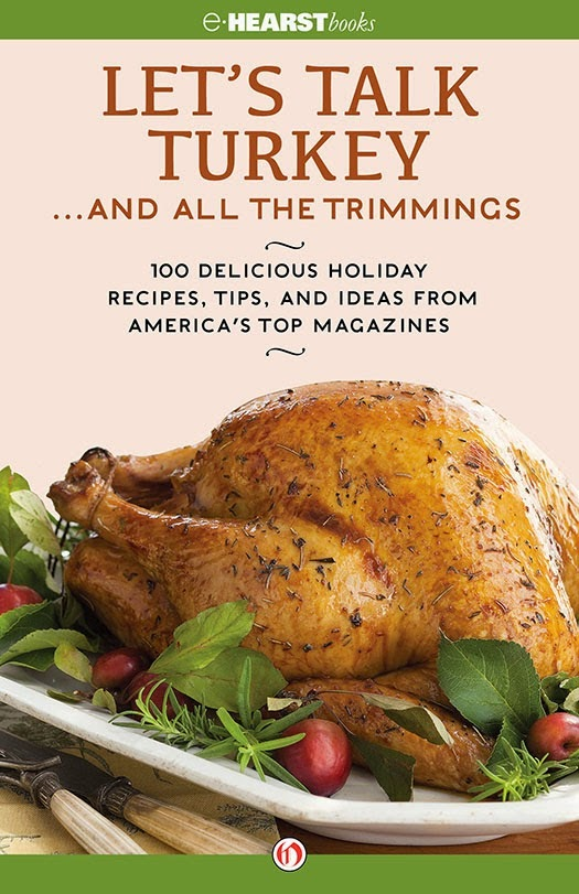 Thanksgiving Giveaway: Win Rick Rodgers' & Hearst's T-day cookbooks. Entry open through 11/25.
