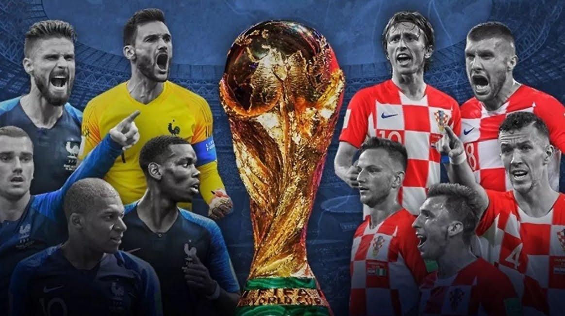 Mondiali 2018: FRANCIA CROAZIA Streaming e Diretta TV Finale su Canale 5