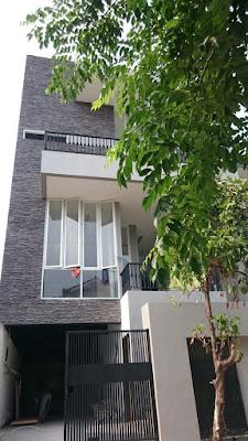 Perumahan Permata Buana Jl. Pulau Putri 2 No. 32 Kembangan Jakarta Barat (Asri)