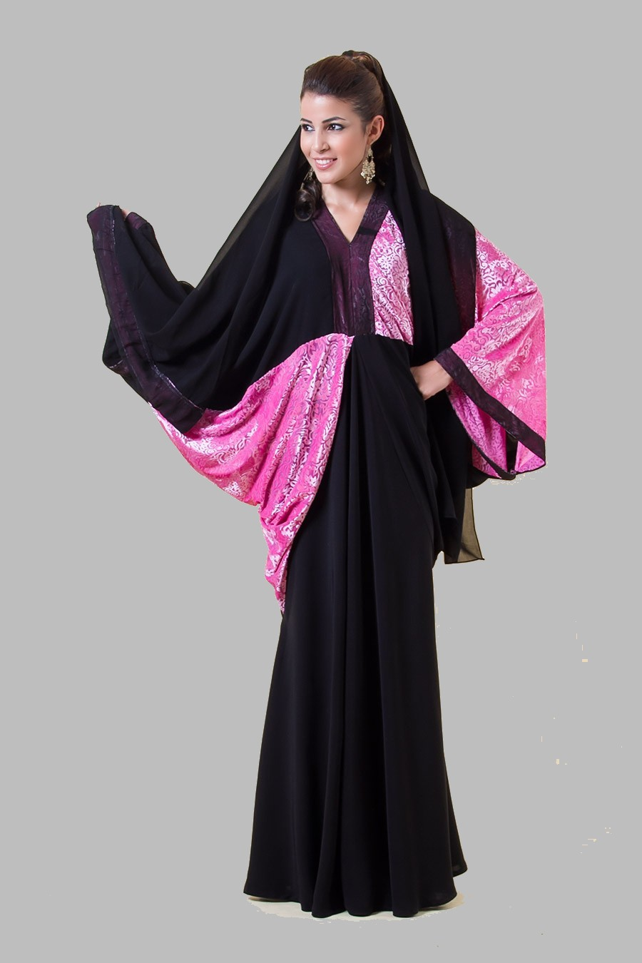 Hijab Style: Islamic Abaya New