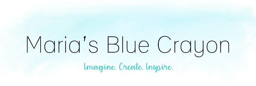 Free Crochet Pattern Pdf Downloads Marias Blue Crayon