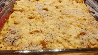 Practiced Imperfection Buffalo Chicken Mac N Cheese