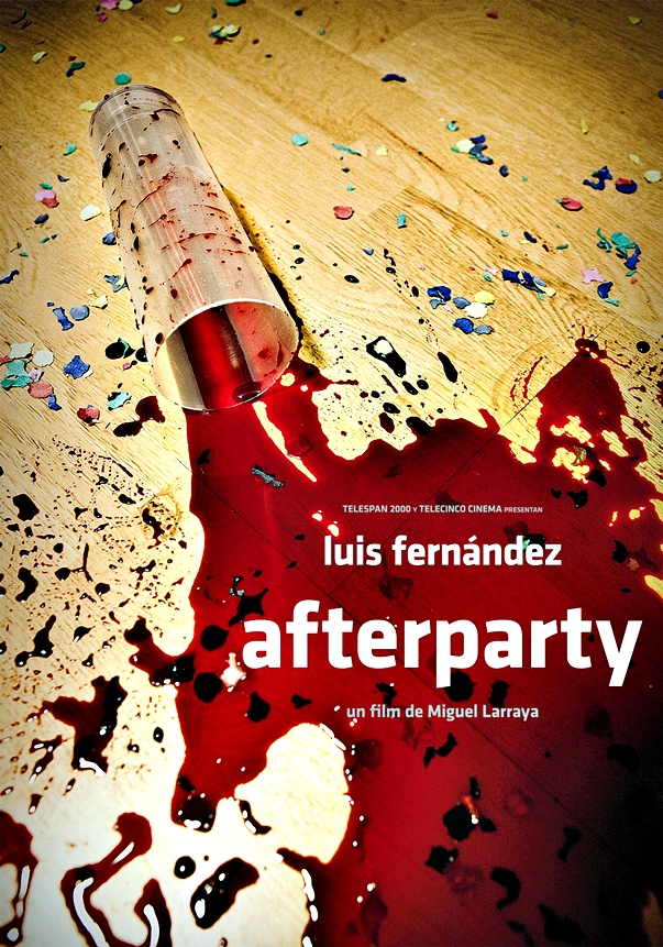 Afterparty póster