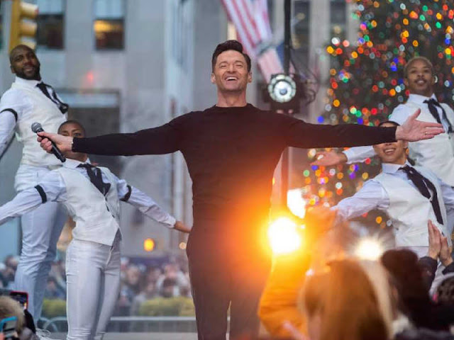 Hugh Jackman Readies Massive Pop Star-like World Tour