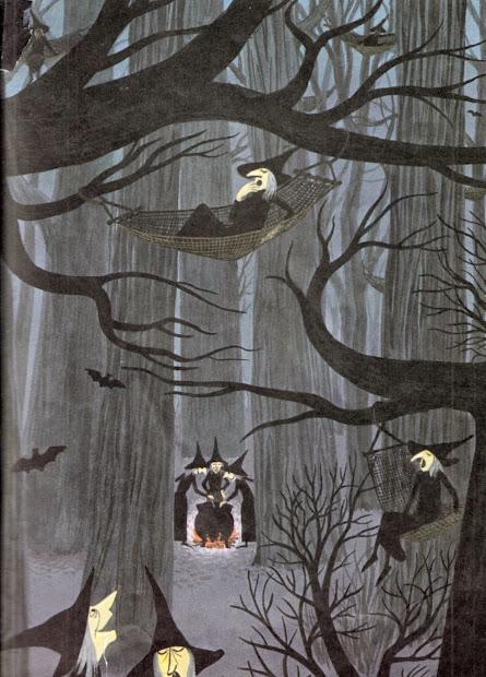 Mixed- Monster Club Vintage Children' Halloween Book