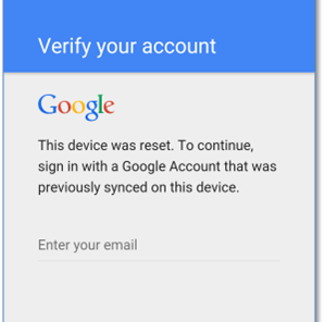 How To Bypass/Remove Factory Reset Protection (FRP) on MediaTek