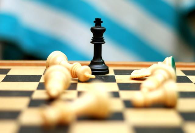 Chess, game, politics, war