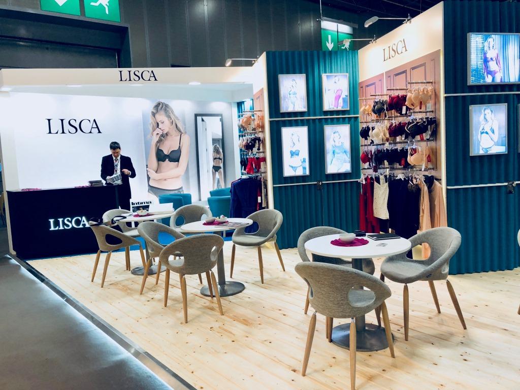 Something special lisca for Salon international lingerie