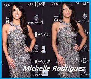 Michelle Rodriguez Pemeran Letty di Fast & Furious 8