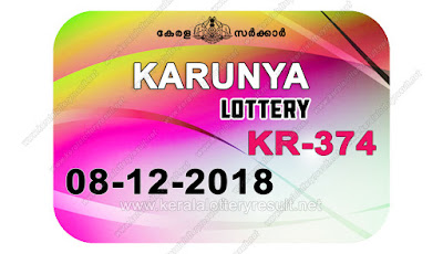 KeralaLotteryResult.net, kerala lottery kl result, yesterday lottery results, lotteries results, keralalotteries, kerala lottery, keralalotteryresult, kerala lottery result, kerala lottery result live, kerala lottery today, kerala lottery result today, kerala lottery results today, today kerala lottery result, karunya lottery results, kerala lottery result today karunya, karunya lottery result, kerala lottery result karunya today, kerala lottery karunya today result, karunya kerala lottery result, live karunya lottery KR-374, kerala lottery result 01.12.2018 karunya KR 374 01 december 2018 result, 01 12 2018, kerala lottery result 08-12-2018, karunya lottery KR 374 results 08-12-2018, 08/12/2018 kerala lottery today result karunya, 08/12/2018 karunya lottery KR-374, karunya 01.12.2018, 01.12.2018 lottery results, kerala lottery result December 01 2018, kerala lottery results 01th December 2018, 01.12.2018 saturday KR-374 lottery result, 01.12.2018 karunya KR-374 Lottery Result, 08-12-2018 kerala lottery results, 08-12-2018 kerala state lottery result, 08-12-2018 KR-374, Kerala karunya Lottery Result 08/12/2018