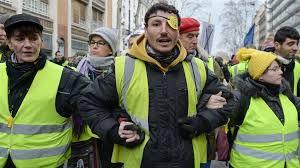 Geltonųjų liemenių judėjimas prieš žydų elito savivalę Prancūzijoje