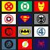 #Encuesta Al observar el símbolo/logo de un #Superheroe... Qué es lo que genera mayor energía/poder? #MartesCoach