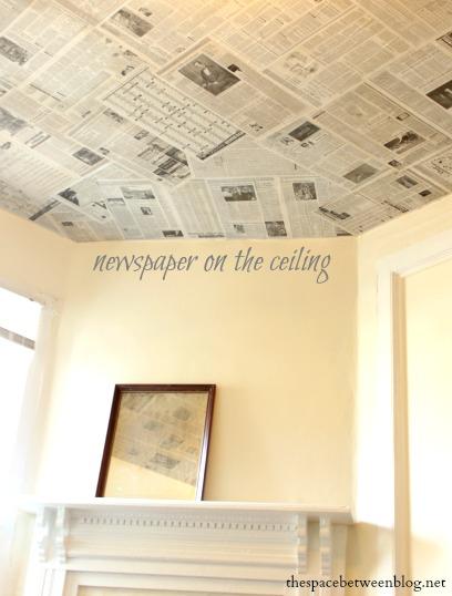 ตกแต่งมุมฝ้าเพดาน