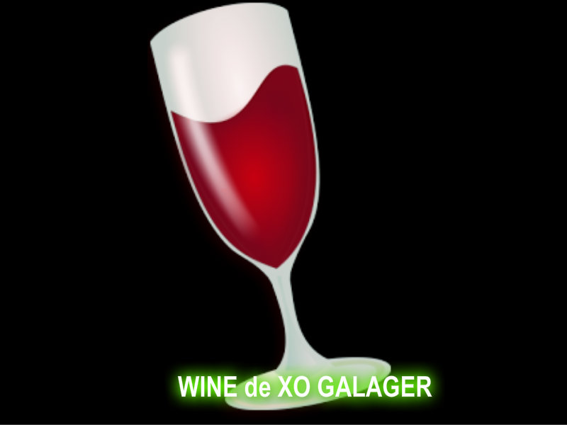 wine para xo 1.5 gnome