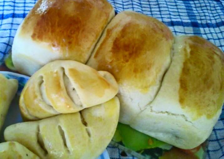 Roti Sobek Empuk Lembut Tanpa Telur dan Kentang