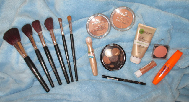 kosmetika denní make up