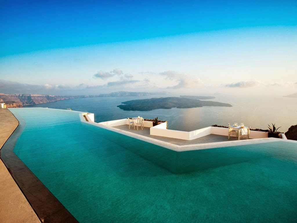 Most Stunning Infinity Edge Pools In The World