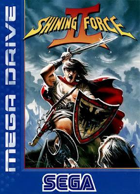 Rom de Shining Force II - Mega Drive - PT-BR