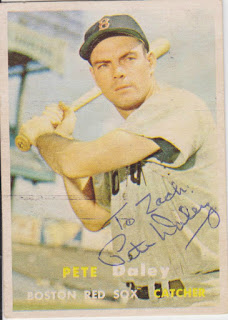 1957 Topps, Pete Daley