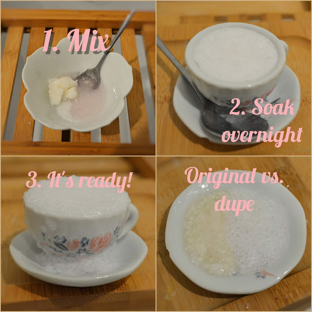 DIY Lush Big Recipe
