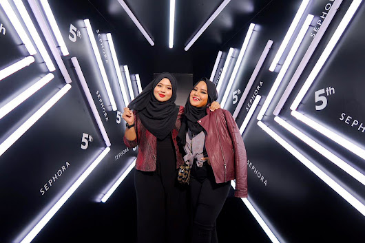 What So Sizzle Bout Sizzling Suzai - Malaysia Fashion, Travel and Lifestyle Blogger: SEPHORA MY turns 5 Parteyh!