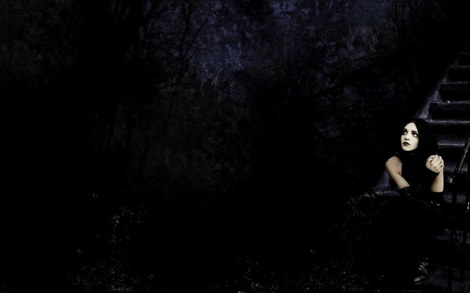 scary gothic rare wallpaper - photo #4