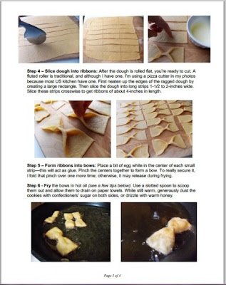 7691587448263 Mystery Lovers  Kitchen  How to Make ANGEL WINGS aka ITALIAN ...