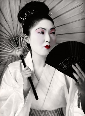 Hairstyles Twin: Traditional Japanese Wedding Hairstyles