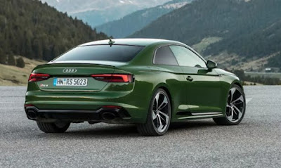 Audi RS5 Coupe car pictures - more colors - back side