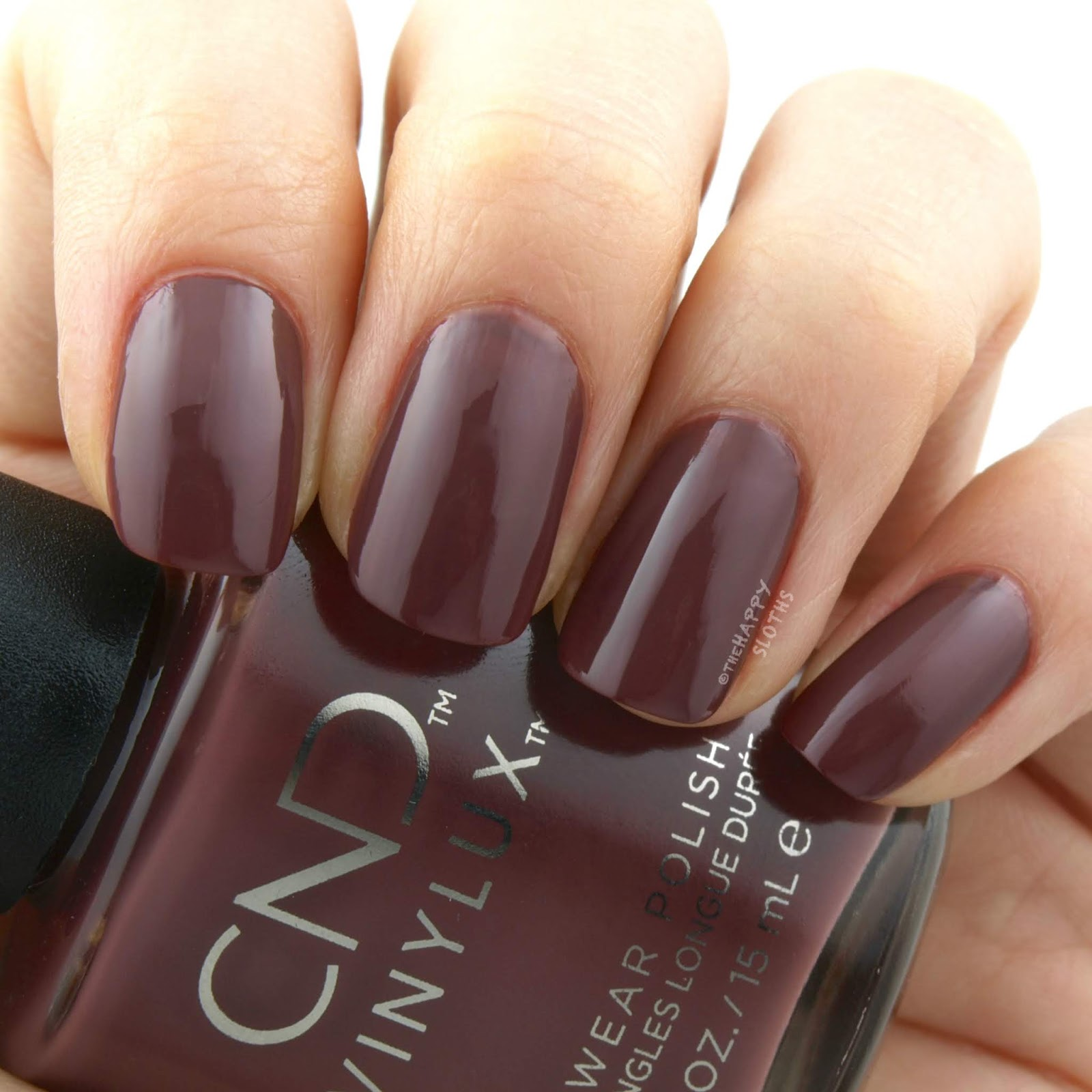 "CND Vinylux | Fall 2018 Wild Earth Collection in ""Arrowhead"": Review and Swatches"