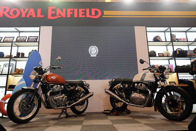 harga royal enfield interceptor continental
