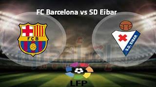 بث حي HD مشاهدة مباراة برشلونة وايبار بث مباشر اليوم 17-2-2018 في الدوري الاسباني
