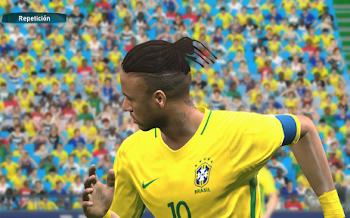 Neymar Jr. 2018 | New Hair + Tattoo | PES2017 | Released [19.03.2018]