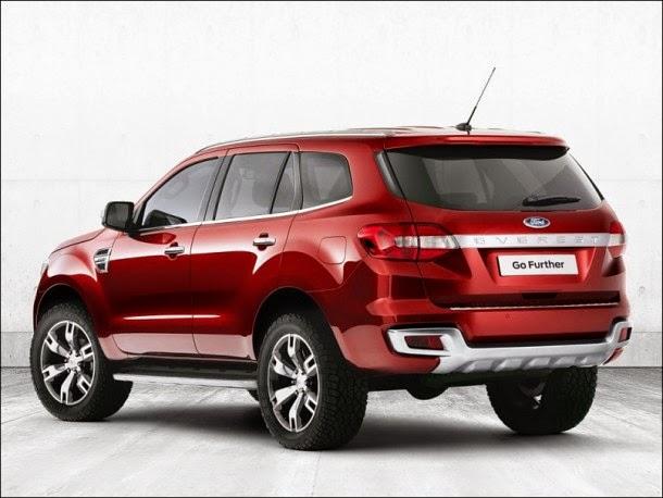 Ford'un yeni SUV modeli