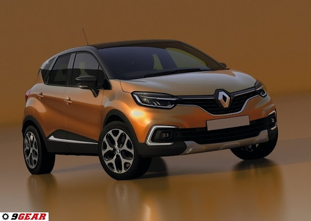 facelifted renault captur to be unveiled in geneva car reviews new car pictures for 2018 2019. Black Bedroom Furniture Sets. Home Design Ideas