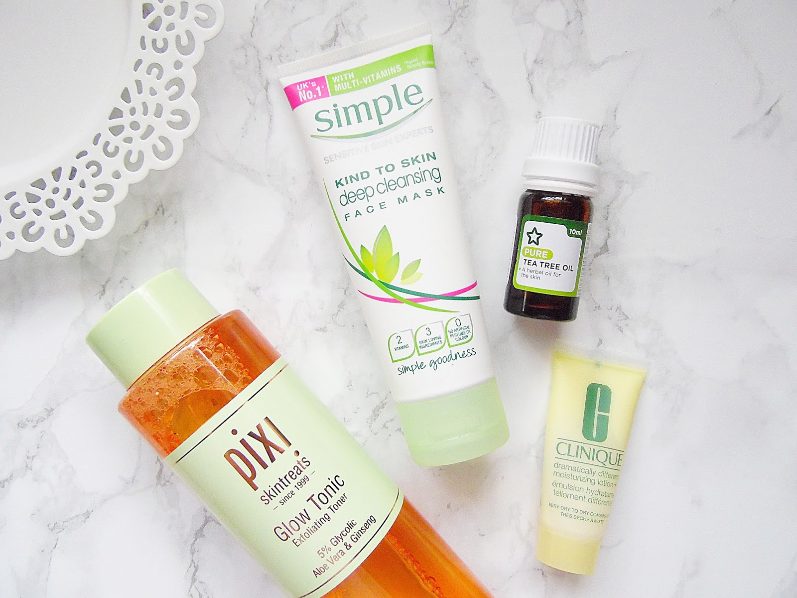 Skincare on Trial
