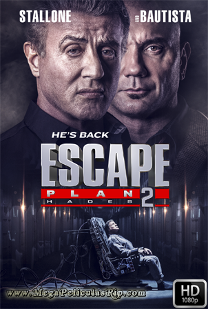 Plan De Escape 2 [1080p] [Latino-Ingles] [MEGA]