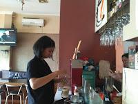 Nongkrong sambil ngopi di I-cos Cafe Tembalang