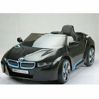 Mobil Mainan Aki Doestoys DT7168 BMW i8 Concept