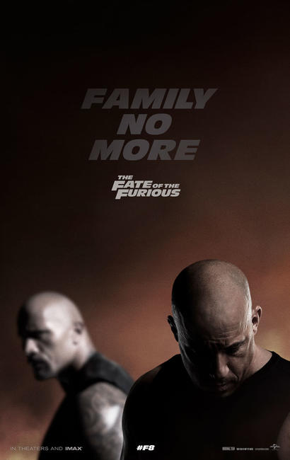 The Fate of the Furious, Fast and Furious, F8, Vin Diesel, Jason Statham, Dwayne Johnson, Charlize Theron, Michelle Rodriguez, fast action, fast cars, Tyrese Gibson, Movie Review, byrawlins,