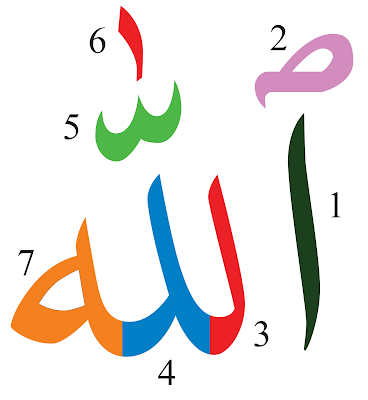 allah swt arab