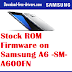 Stock ROM Firmware on Samsung A6 -SM-A600FN