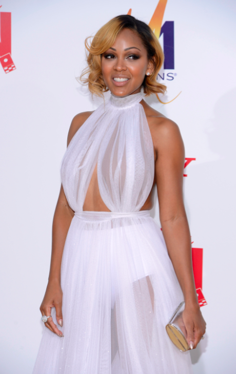 Meagan Good Responds To Nude Photo Scandal, Confirms Naked Pictures Are Real