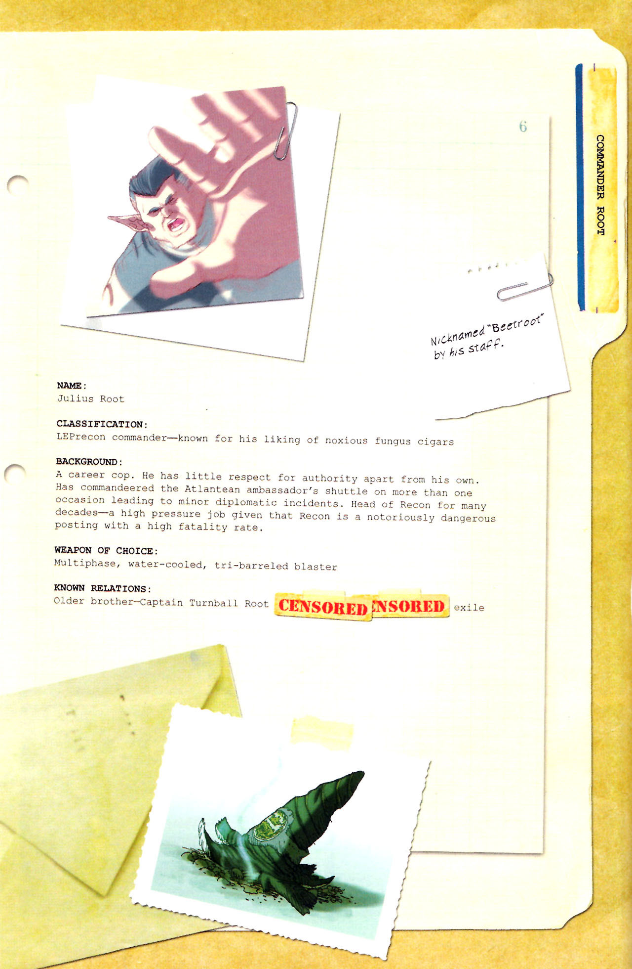 Read online Artemis Fowl: The Graphic Novel comic -  Issue #Artemis Fowl: The Graphic Novel Full - 47