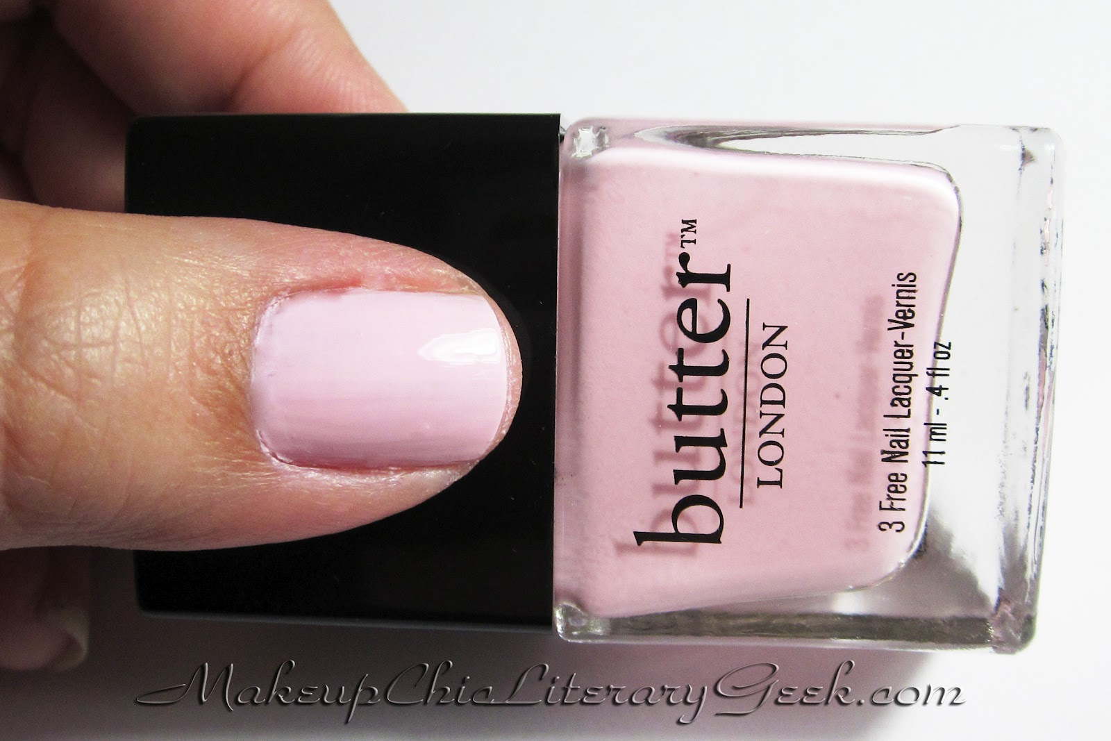Swatch Review Butter London Lippy Lacquer Sets Beautypopstop