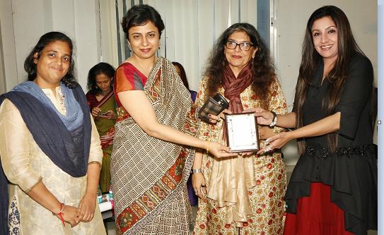 Sujatha Narayanswami,Ruchita,Dr.Neeti Bose,Varija Bajaj